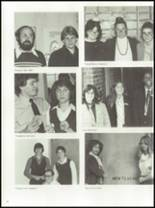 1981 Lyman Hall High School Yearbook Page 52 & 53