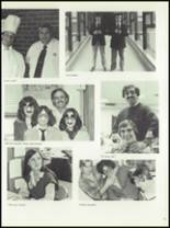 1981 Lyman Hall High School Yearbook Page 54 & 55