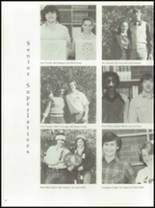 1981 Lyman Hall High School Yearbook Page 56 & 57