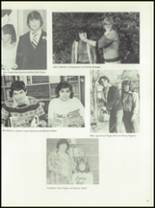 1981 Lyman Hall High School Yearbook Page 58 & 59