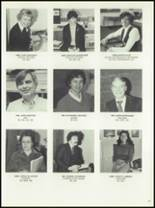 1981 Lyman Hall High School Yearbook Page 72 & 73