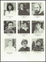 1981 Lyman Hall High School Yearbook Page 78 & 79