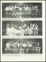 1981 Lyman Hall High School Yearbook Page 80 & 81