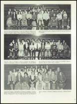 1981 Lyman Hall High School Yearbook Page 86 & 87