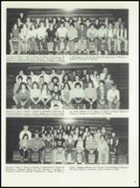 1981 Lyman Hall High School Yearbook Page 88 & 89