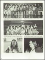 1981 Lyman Hall High School Yearbook Page 90 & 91