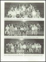 1981 Lyman Hall High School Yearbook Page 92 & 93