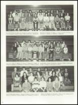 1981 Lyman Hall High School Yearbook Page 94 & 95