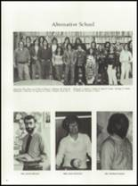1981 Lyman Hall High School Yearbook Page 96 & 97