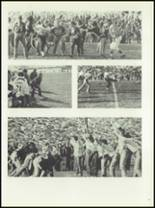 1981 Lyman Hall High School Yearbook Page 98 & 99