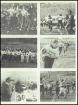 1981 Lyman Hall High School Yearbook Page 100 & 101