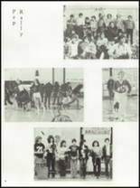 1981 Lyman Hall High School Yearbook Page 102 & 103