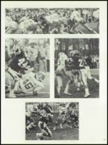 1981 Lyman Hall High School Yearbook Page 104 & 105