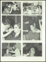 1981 Lyman Hall High School Yearbook Page 110 & 111