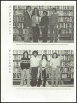 1981 Lyman Hall High School Yearbook Page 114 & 115
