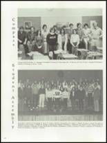 1981 Lyman Hall High School Yearbook Page 122 & 123