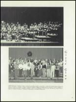 1981 Lyman Hall High School Yearbook Page 124 & 125