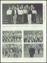 1981 Lyman Hall High School Yearbook Page 126 & 127