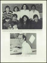 1981 Lyman Hall High School Yearbook Page 128 & 129