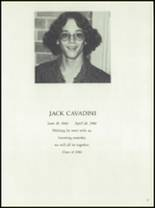 1981 Lyman Hall High School Yearbook Page 130 & 131