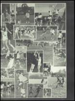 1981 Lyman Hall High School Yearbook Page 132 & 133