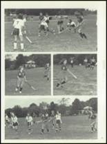 1981 Lyman Hall High School Yearbook Page 142 & 143