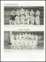 1981 Lyman Hall High School Yearbook Page 144 & 145
