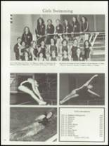 1981 Lyman Hall High School Yearbook Page 150 & 151