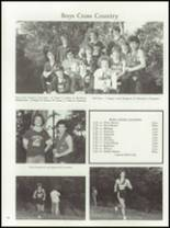 1981 Lyman Hall High School Yearbook Page 152 & 153