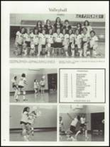 1981 Lyman Hall High School Yearbook Page 154 & 155