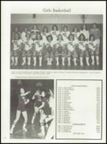 1981 Lyman Hall High School Yearbook Page 156 & 157