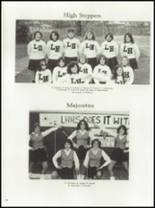 1981 Lyman Hall High School Yearbook Page 162 & 163