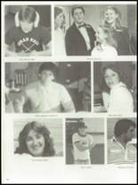 1981 Lyman Hall High School Yearbook Page 166 & 167