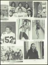1981 Lyman Hall High School Yearbook Page 168 & 169