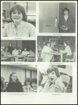 1981 Lyman Hall High School Yearbook Page 174 & 175