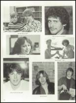 1981 Lyman Hall High School Yearbook Page 180 & 181