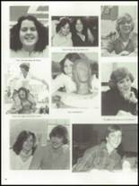 1981 Lyman Hall High School Yearbook Page 184 & 185