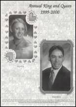 2000 Butner High School Yearbook Page 10 & 11