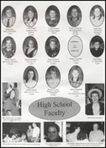 2000 Butner High School Yearbook Page 18 & 19