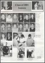 2000 Butner High School Yearbook Page 20 & 21