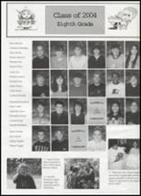 2000 Butner High School Yearbook Page 24 & 25