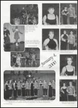 2000 Butner High School Yearbook Page 34 & 35