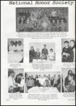 2000 Butner High School Yearbook Page 52 & 53