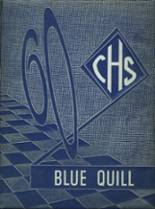 1960 Yearbook Corrigan-Camden High School