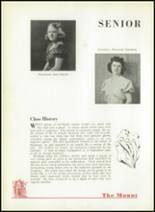 1940 Mt. St. Joseph Academy Yearbook Page 22 & 23