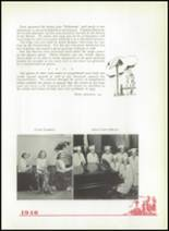 1940 Mt. St. Joseph Academy Yearbook Page 26 & 27