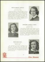 1940 Mt. St. Joseph Academy Yearbook Page 32 & 33