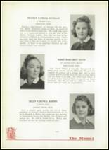 1940 Mt. St. Joseph Academy Yearbook Page 34 & 35