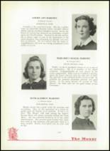 1940 Mt. St. Joseph Academy Yearbook Page 38 & 39