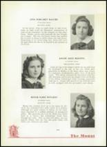 1940 Mt. St. Joseph Academy Yearbook Page 40 & 41
